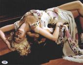 Gwen Stefani No Doubt Autographed Signed 11x14 Photo Certified Authentic PSA/DNA