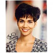 Halle Berry Autographed Celebrity 8x10 Photo
