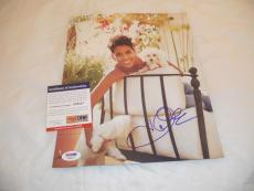 Halle Berry Sexy Signed Autographed Magazine Page Photo PSA Certified