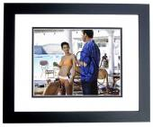 Halle Berry Signed - Autographed Sexy 007 James Bond Girl 8x10 inch Photo BLACK CUSTOM FRAME - Guaranteed to pass PSA or JSA - Die Another Day - NSA Agent Jinx
