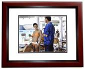 Halle Berry Signed - Autographed Sexy 007 James Bond Girl 8x10 inch Photo MAHOGANY CUSTOM FRAME - Guaranteed to pass PSA or JSA - Die Another Day - NSA Agent Jinx