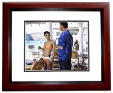 Halle Berry Signed - Autographed Sexy 007 James Bond Girl 8x10 Photo MAHOGANY CUSTOM FRAME - Die Another Day - NSA Agent Jinx