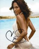 Halle Berry Signed - Autographed Sexy 8x10 inch Photo - Guaranteed to pass PSA or JSA