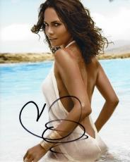 Halle Berry Signed - Autographed Sexy 8x10 Photo