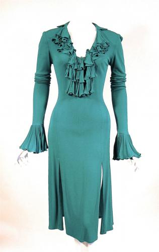 "Halle Berry ""Swordfish"" Worn Dress"