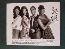 Halle Berry & Vivica A. Fox Autographed 8x10 photo