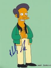 Hank Azaria Signed Autographed 8x10 Photo  The Simpsons Voice Actor COA VD