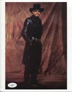 Hank Williams Autographed Photo - Jr 8x10 JSA