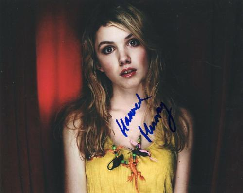 Hannah Murray Signed 8x10 Photo w/COA Game Of Thrones Skins