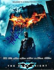 Hans Zimmer Signed 8x10 Photo Authentic Autograph The Dark Knight Proof Coa B