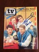 "Happy Days, ""Autographed"" TV Magazine, The Fonz - Henry Winkler"