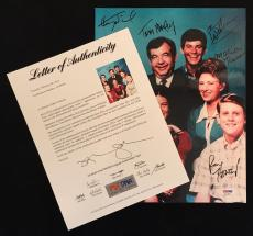 Happy Days Cast Signed Autographed Photo Picture Psa/dna (7) Erin Moran, Winkler