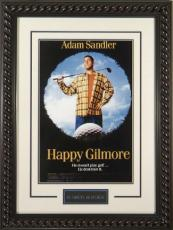 Happy Gilmore unsigned 20x28 Masterprint Poster Custom Rope Framed w/ Adam Sandler (entertainment/photo)
