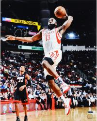 Autographed James Harden Photo -16X20 PHOTO - Mounted Memories