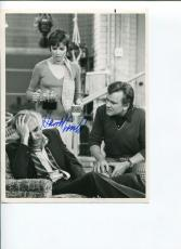 Harold Gould Hogan's Heroes Twilight Zone Signed Autograph Photo