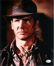 "Harrison Ford Autographed ""Indiana Jones"" 8x10 Photo"
