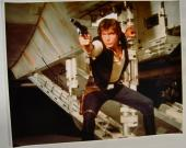 Harrison Ford Autographed Signed 16x20 Star Wars Photo Uacc Rd AFTAL