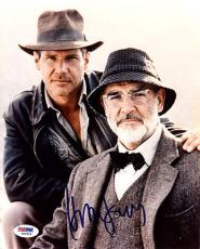 Harrison Ford Autographed Signed 8x10 Photo Indiana Jones PSA/DNA #S00424