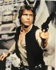 "HARRISON FORD Autographed STAR WARS ""Han Solo"" 16x20 Photo PSA/DNA #U05688"