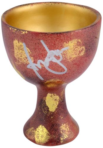 Harrison Ford Indiana Jones Autographed Holy Grail Cup - BAS