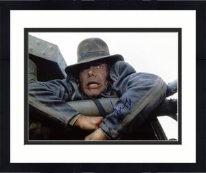 Harrison Ford Indiana Jones Signed 11X14 Photo PSA/DNA #J51974