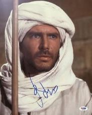 Harrison Ford Indiana Jones Signed 11X14 Photo PSA/DNA #P5360