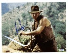 Harrison Ford Indiana Jones Signed 11X14 Photo PSA/DNA #T08845