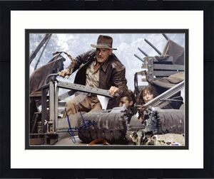 Harrison Ford Indiana Jones Signed 11X14 Photo PSA/DNA #U03467
