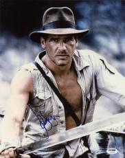 Harrison Ford Indiana Jones Signed 11X14 Photo PSA/DNA #V10715