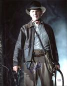 Harrison Ford Indiana Jones Signed 11X14 Photo PSA/DNA #Y06751