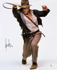Harrison Ford Indiana Jones Signed 16X20 Photo Autographed BAS #A02026