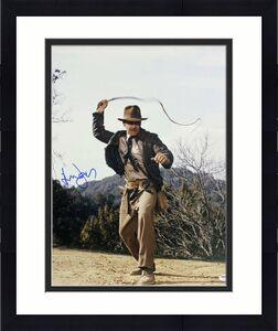 Harrison Ford Indiana Jones Signed 16X20 Photo PSA/DNA #V10703