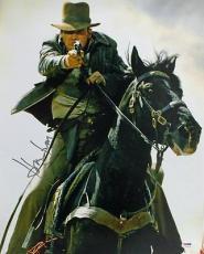 Harrison Ford Indiana Jones Signed 16X20 Photo PSA/DNA #V10704