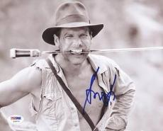 Harrison Ford Indiana Jones Signed 8X10 Photo PSA/DNA #S06979