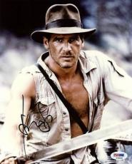 Harrison Ford Indiana Jones Signed 8X10 Photo PSA/DNA #T08858