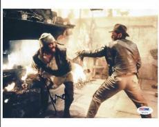 Harrison Ford Indiana Jones Signed 8X10 Photo PSA/DNA #U01273