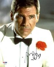 Harrison Ford Indiana Jones Signed 8X10 Photo PSA/DNA #V09682
