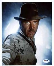 Harrison Ford Indiana Jones Signed 8X10 Photo PSA/DNA #V09684