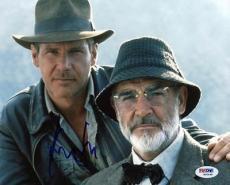 Harrison Ford Indiana Jones Signed 8X10 Photo PSA/DNA #W00448