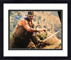 Harrison Ford Indiana Jones Signed 8x10 Photo w/Beckett LOA COA A28423