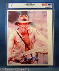 Harrison Ford Indiana Jones Signed Autograph 8x10 Photo PSA/DNA AUTHENTIC
