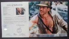Harrison Ford Indiana Jones Signed Autograph 11x14 Photo Rare Jsa Loa #z25843