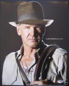 Harrison Ford Indiana Jones Signed Photograph PSA/DNA