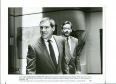 Harrison Ford Raul Julia Presumed Innocent Original Movie Still Press Photo