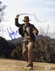 Harrison Ford  SIGNED 11x14 Photo Indiana Jones FULL LETTER PSA/DNA AUTOGRAPHED