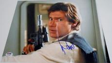 Harrison Ford Signed 11x14 Photo w/PSA DNA Letter Proof Star Wars