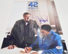 Harrison Ford Signed 11x14 Photo w/PSA DNA Letter Proof Star Wars Lost Ark 42