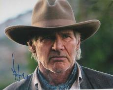HARRISON FORD Signed 11X14 RAIDERS OF THE LOST ARC PHOTO PSA DNA