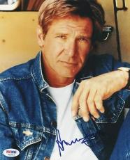 Harrison Ford Signed 8X10 Photo Autographed PSA/DNA #P43463