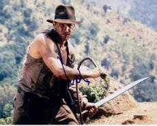 Harrison Ford Signed 8x10 Photo w/COA Indiana Jones